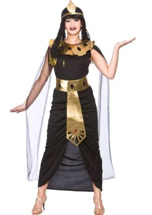 Charming Cleoepatra  Plus Size Costume (EF2208)
